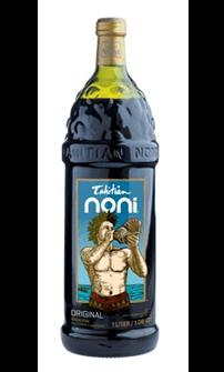 Getränkelinie Tahitian Noni Flasche